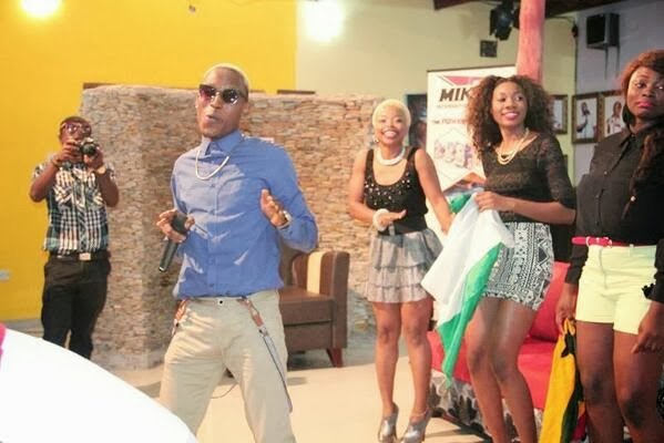 Mr 2kay - The Next Movie Star Africa House Party