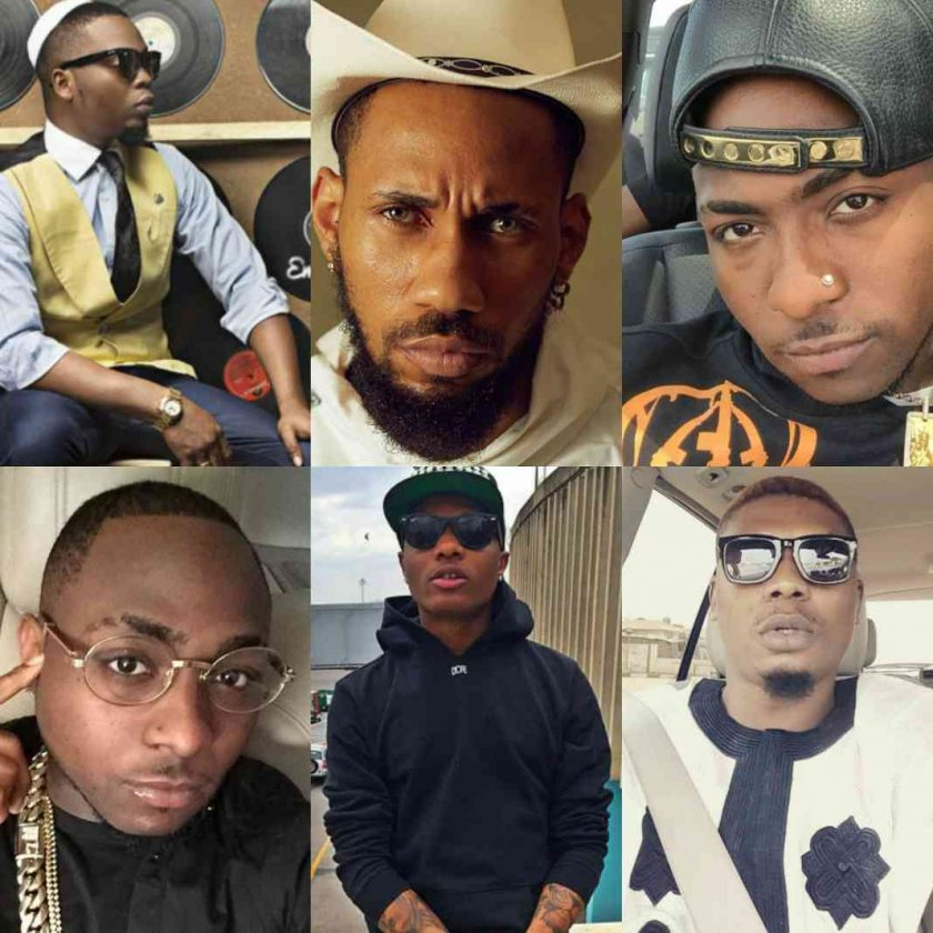 Nigerian artist songs banned by nbc