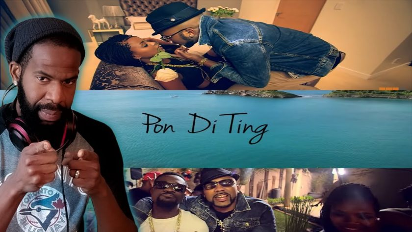 Sarkodie - Pon D Ting ft Banky W [ViDeo]