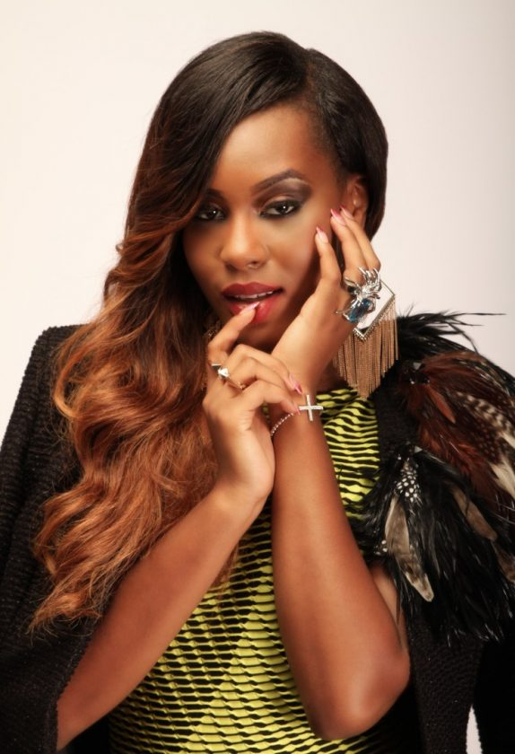 Tush Magazine's stunning photo session with Emma Nyra