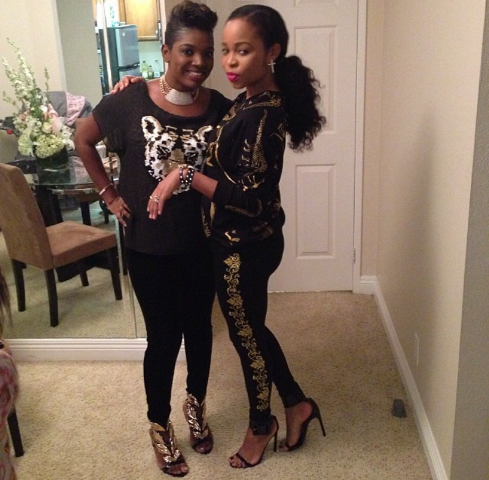 Annie Idibia's post baby look