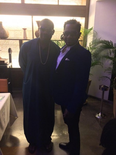 Awilo and Don Jazzy