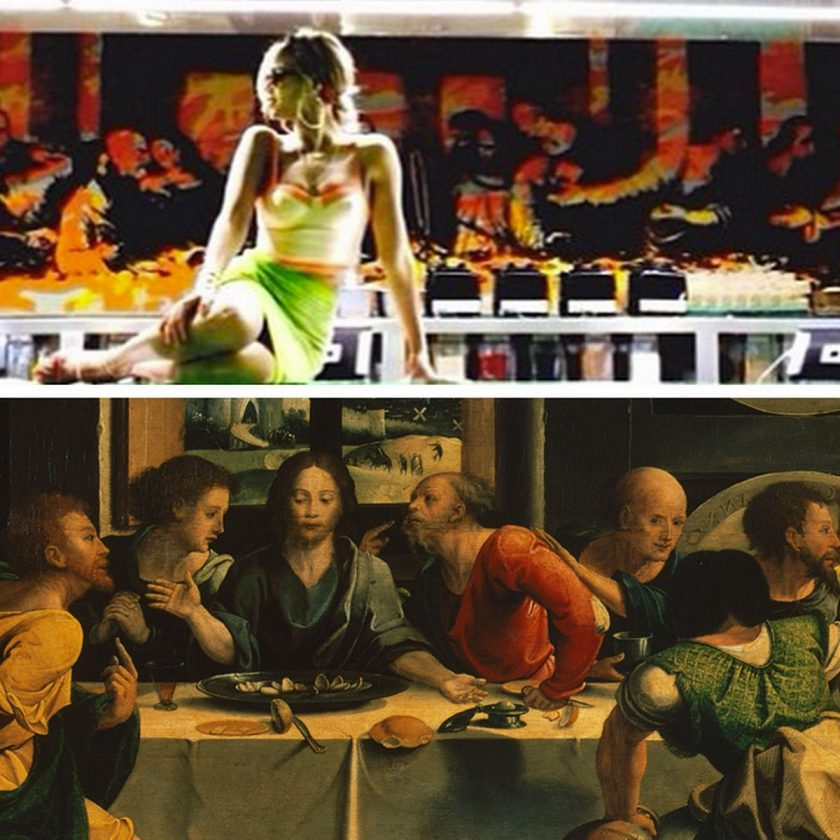 Beyonce sparks controversy over Last Supper photo on Instagram