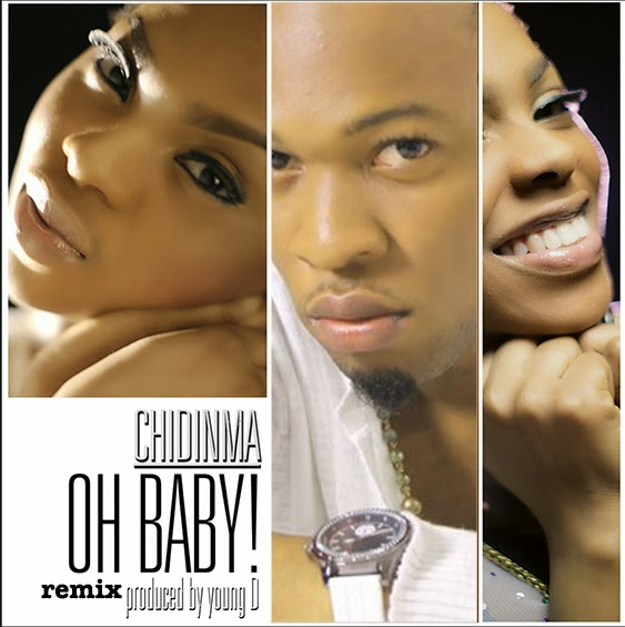 Chidinma - Oh Baby Remix ft Flavour
