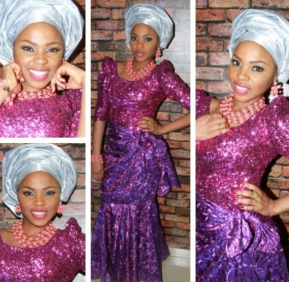 Chidinma Traditional Outfit