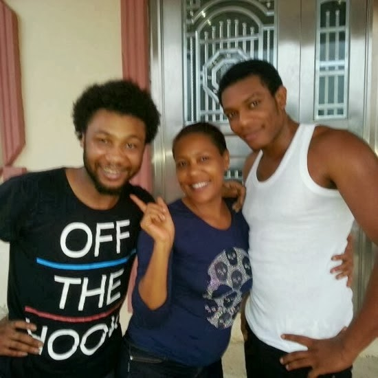 Delnoi, Shan george and Jaga