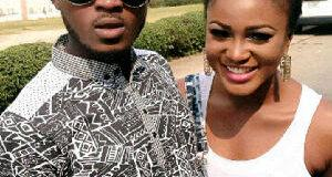 Eva Alordiah and Patrick Elis