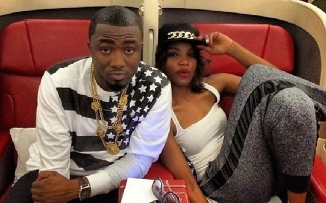 Eva and Ice Prince