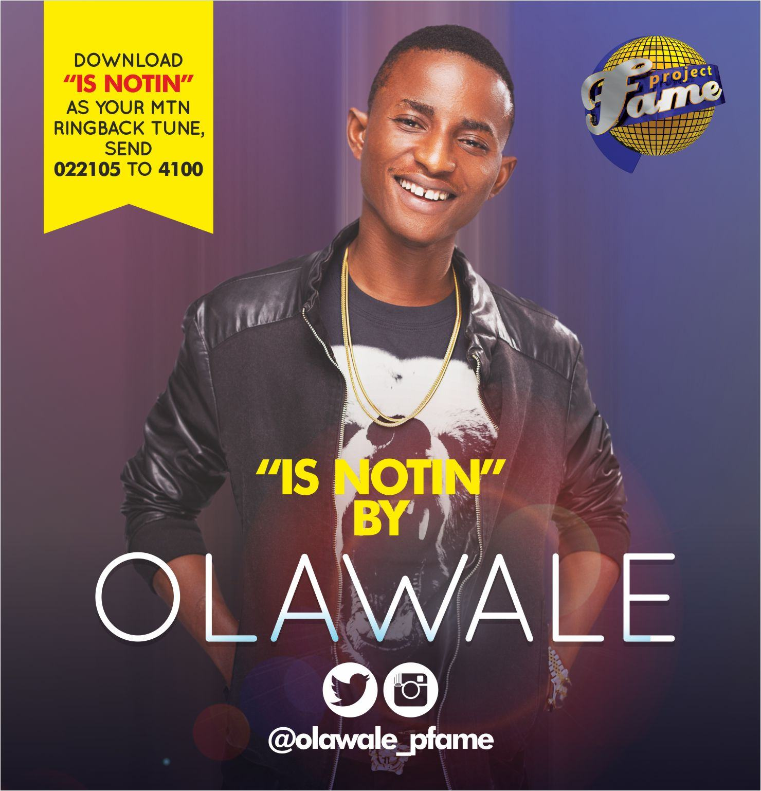 Olawale - Is Notin [AuDio]