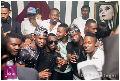 Psquare, YQ and Jaywon - May D's birthday party