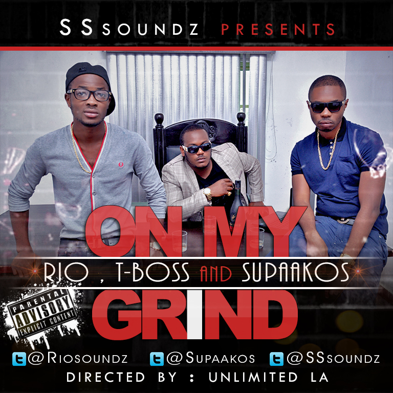 SS Soundz - On My Grind