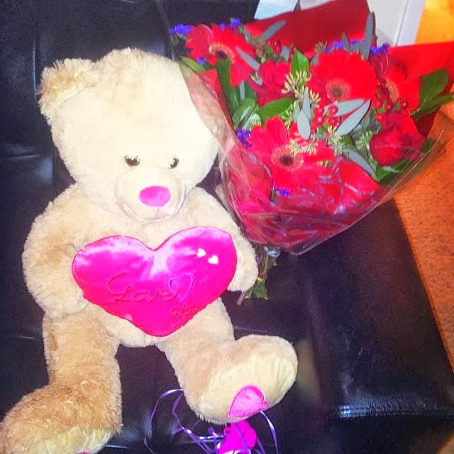 Tuface's romantic gift to Annie