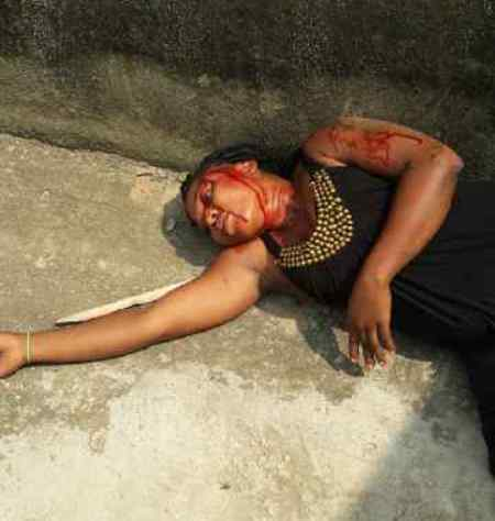Yetunde Akinlapa arrested for robbery in Lagos