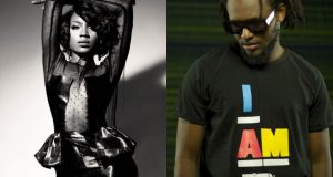 Clarence Peters and Seyi Shay