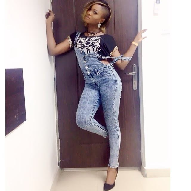 Eva Alordiah releases new sexy photos