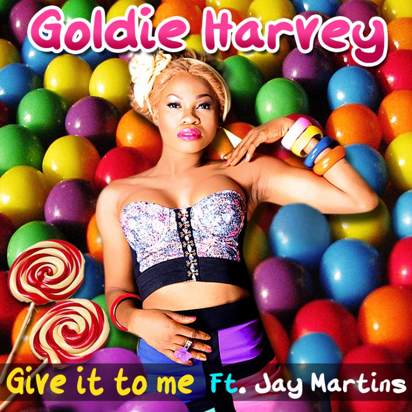 Goldie - Give It To Me ft J.Martins