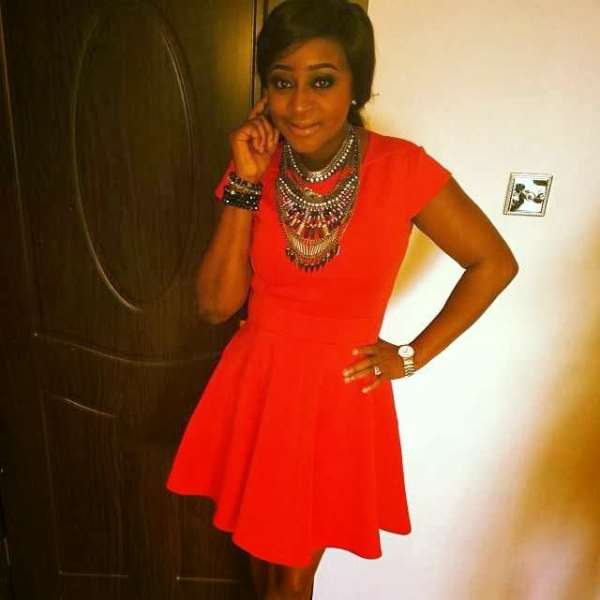 Ini Edo shows of new slimmer, s€xy look