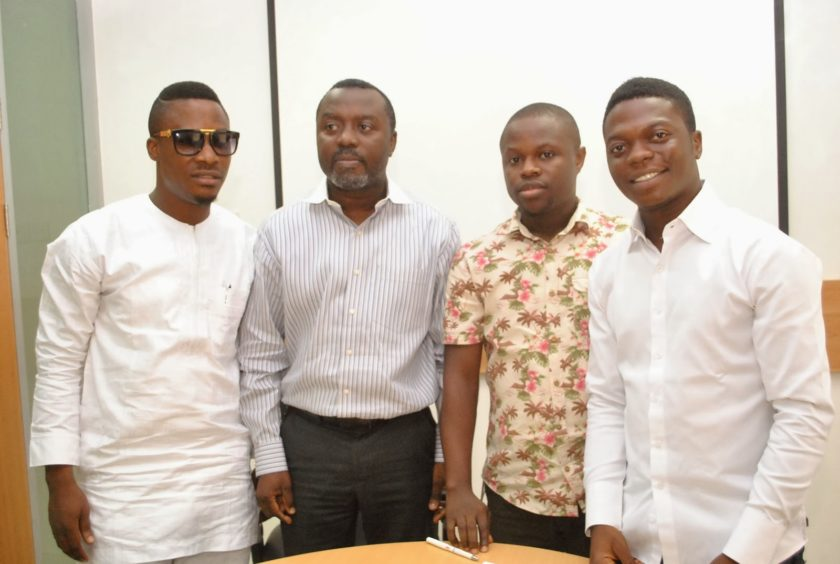 Jaywon signs multi-million naira deal with PZ