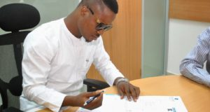 Jaywon signs multi-million naira deal with PZ cool world