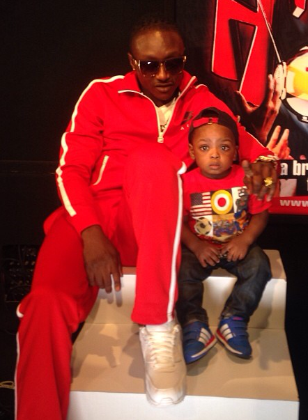 Terry G and son