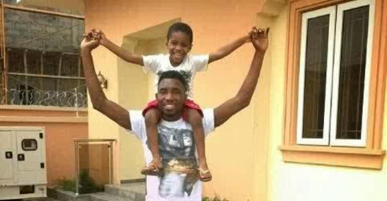 Timi and son