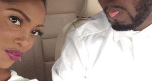 Tiwa Savage and husband TeeBillz