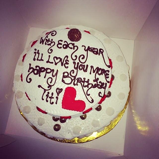 Tiwa cake