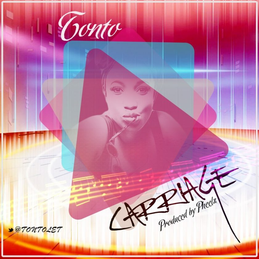 Tonto Dikeh - Carriage