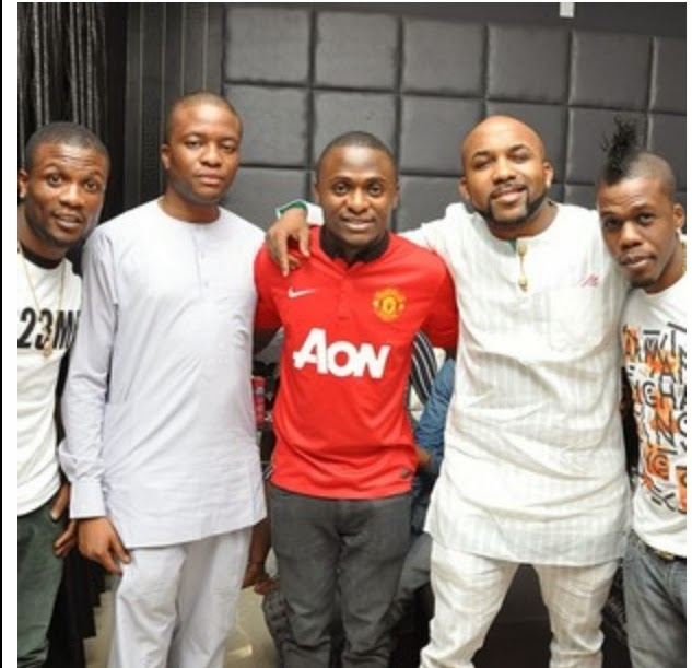 Ubi Franklin's Birthday Pics