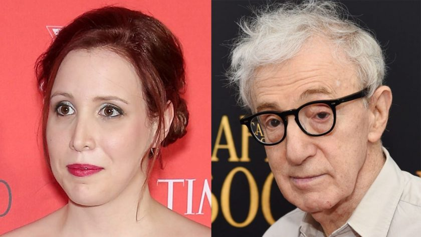 dylan farrow and woody allen