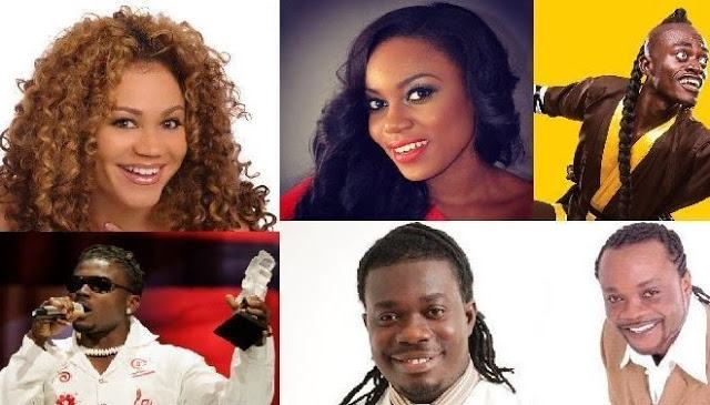 A prophet lists Ghanaian celebrities who will die