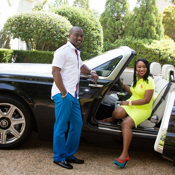 D1, wife and car