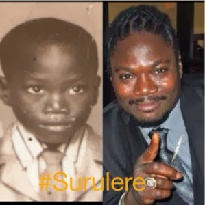 Daddy Showkey shares his funny Surulere photo