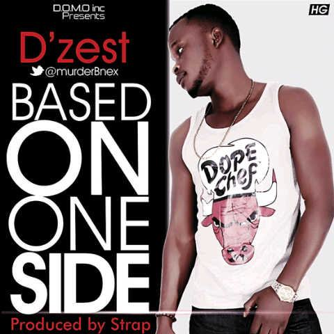 D'zest - Based On One Side [AuDio]