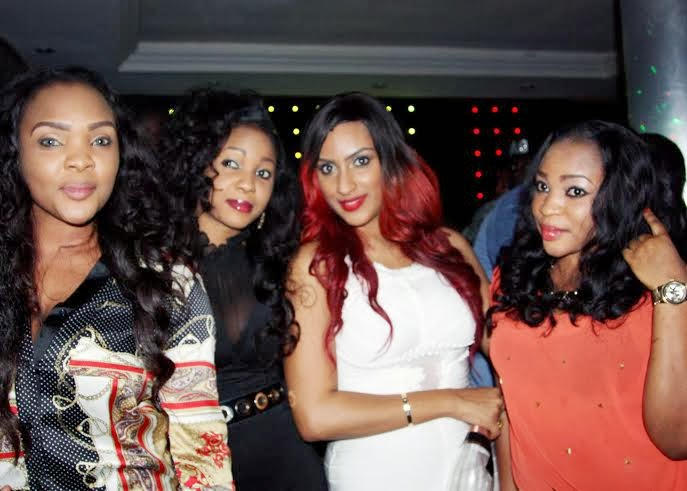 Guest at Juliet Ibrahim's star studded birthday party