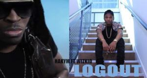 Hakym - Logout ft Wizkid [AuDio]