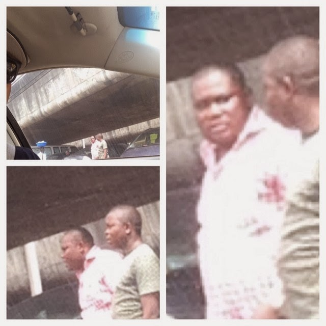 Ik Ogbonna exposes police officer who robbed him of N50k