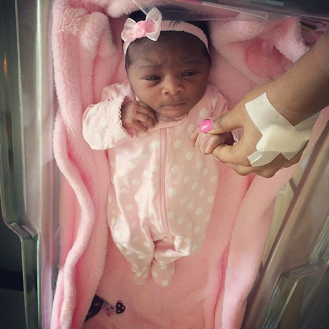 Kayswitch's girlfriend shares adorable photo of their baby girl
