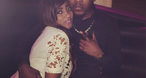 Olamide takes his boo to the UK