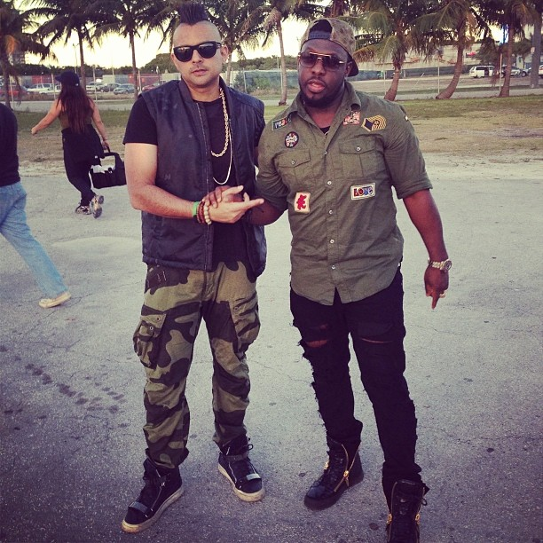 Timaya & Sean Paul NaijaVibe