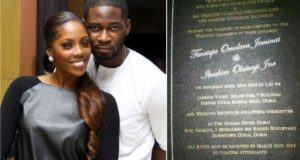 Tiwa and Teebillz set to wed
