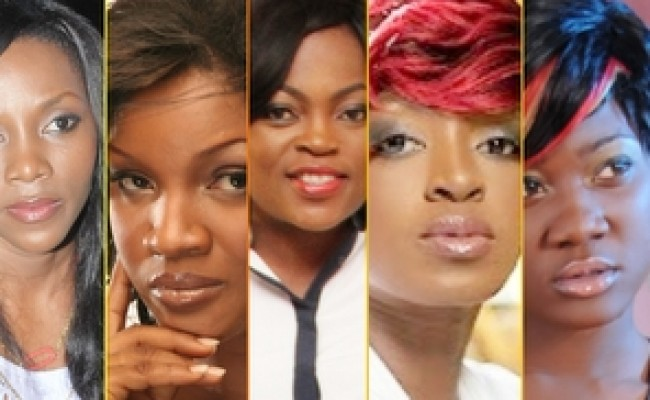 Top 5 most bankable Nollywood actresses