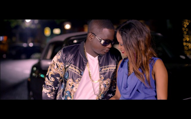 Wande Coal Shoots New Video In South Africa