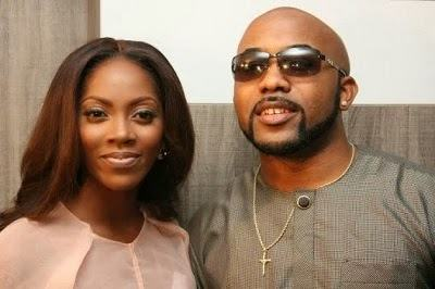 Banky W picked as best man for Tee Billz and Tiwa Savage's Dubai wedding