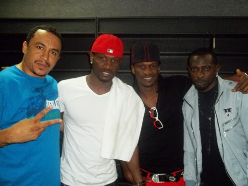 Daddy Freeze, Psquare and May D