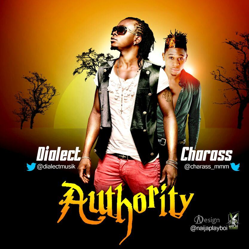 Dialect – Authority ft Charass [AuDio]