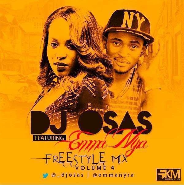 Dj Osas - Freestyle Mix Vol 4