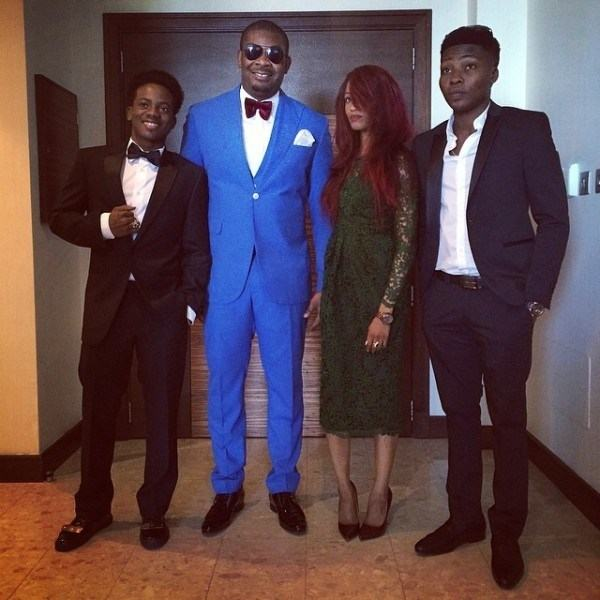 photos from Tiwa Savage's wedding