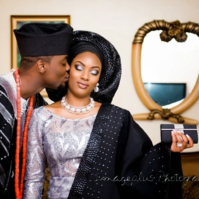 Hadiza Okoya gushes about her love for her husband