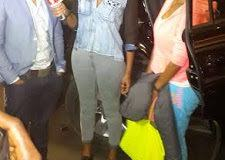 Mafikizolo arrives Nigeria
